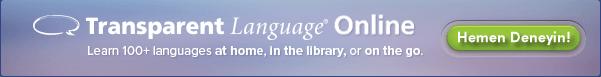 Transparent Language 80 Yabancı Dilin Günlük KONUŞMA Eğitimi | Transparent Language