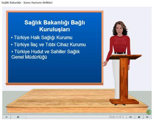 Media Semantics : Avatarlı Ders ve Sunum Hazırlama Aracı