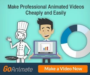 GoAnimate ile Online Animasyon