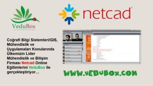 Netcad VeduBox Kullanıyor!