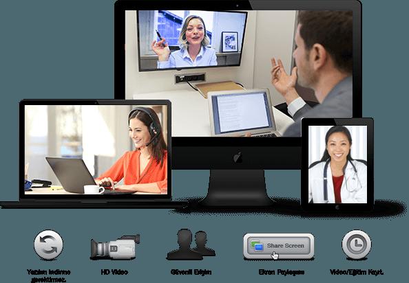 Web Konferans Sistemi | Etgi Grup
